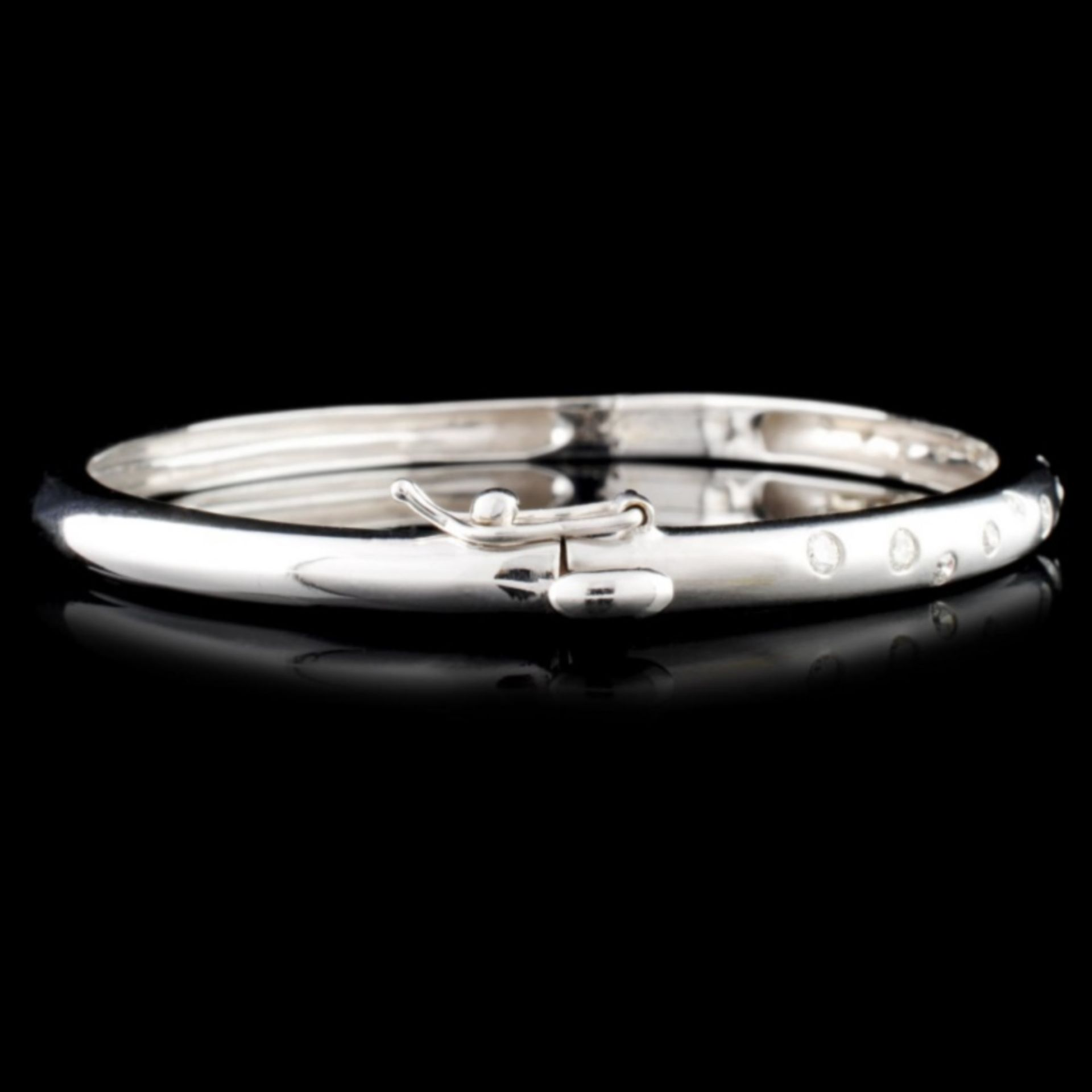 14K Gold 0.58ctw Diamond Bracelet - Image 2 of 3