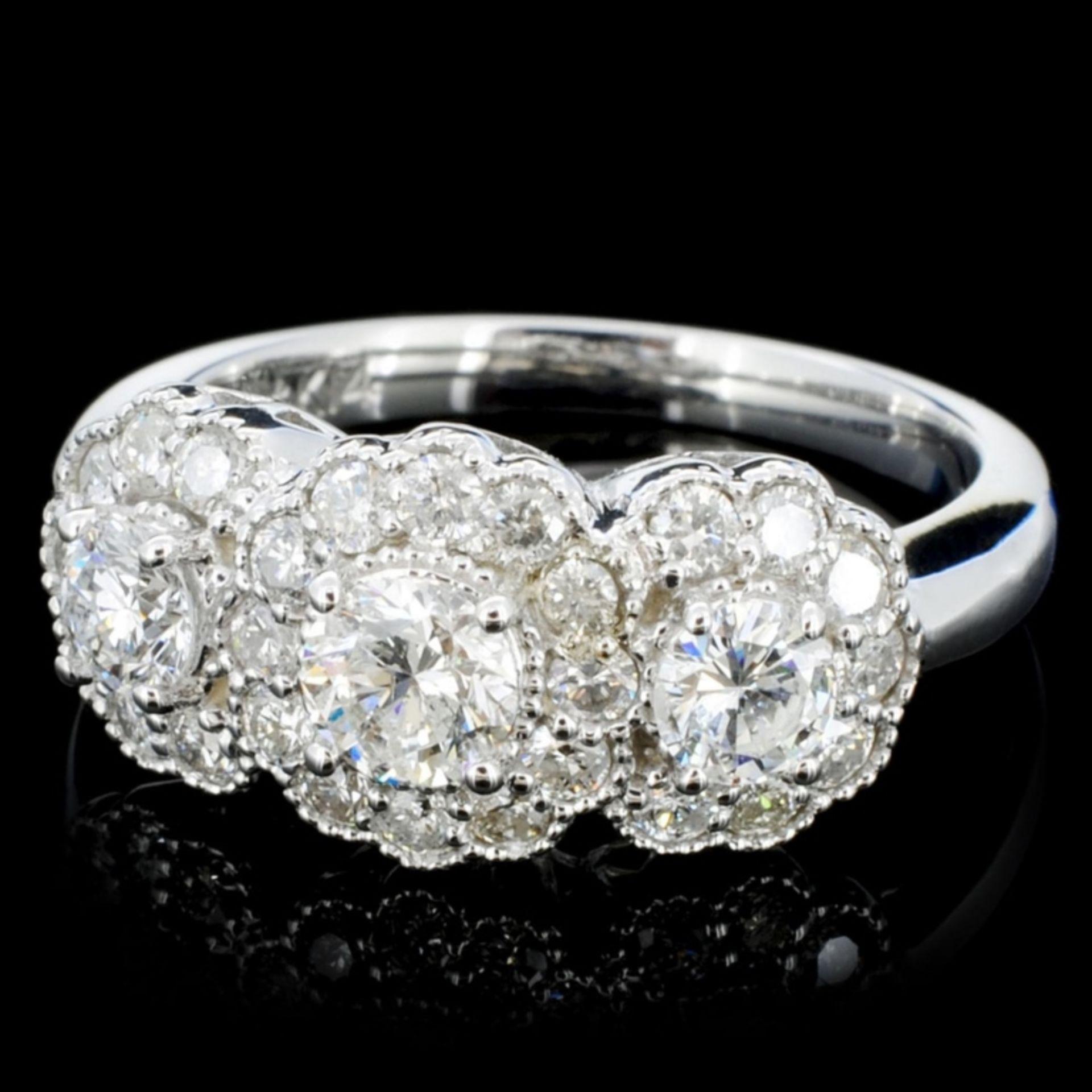 14K Gold 1.20ctw Diamond Ring - Image 2 of 4