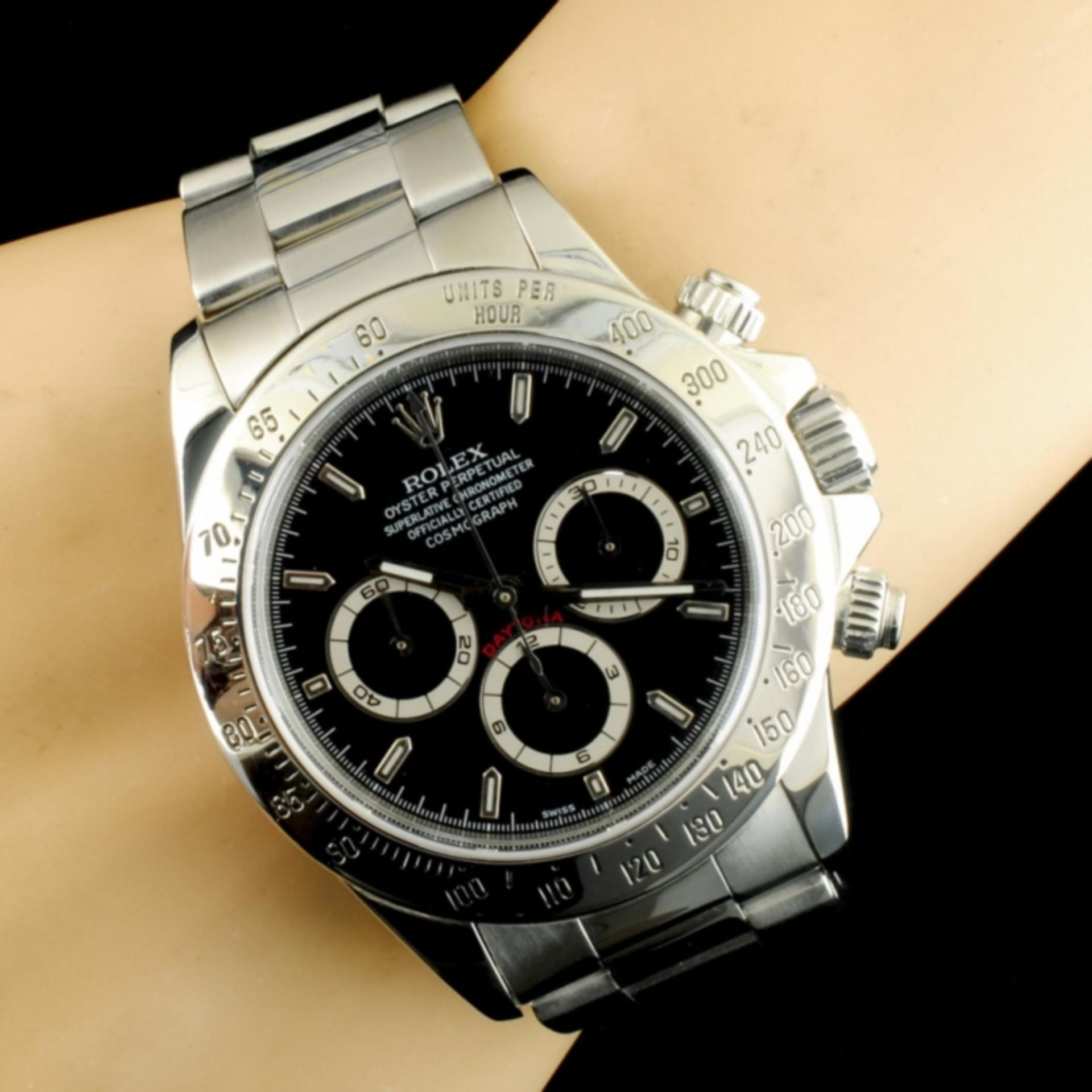 Rolex DAYTONA Cosmograph 16520 40MM Wristwatch - Image 5 of 9