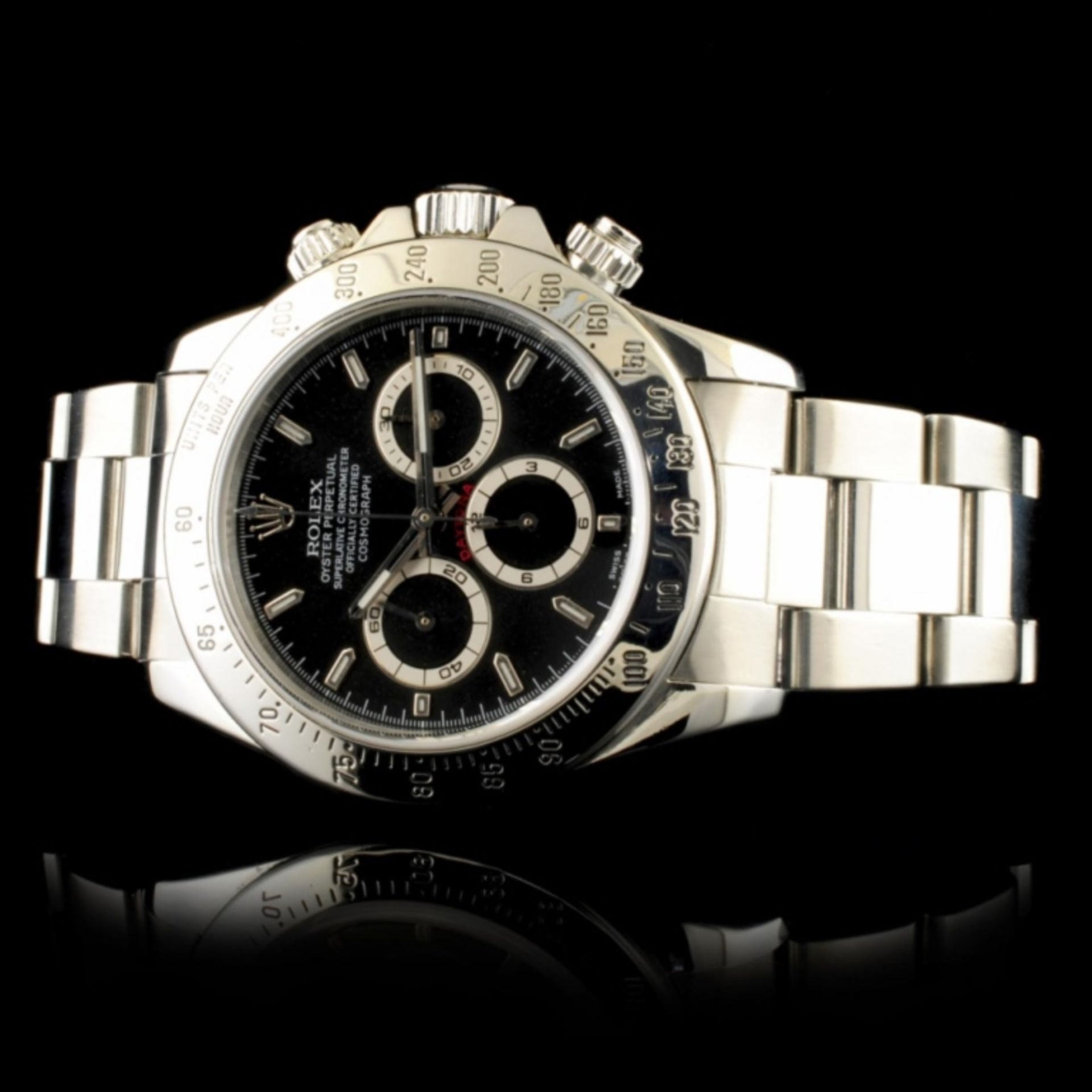 Rolex DAYTONA Cosmograph 16520 40MM Wristwatch - Image 2 of 9