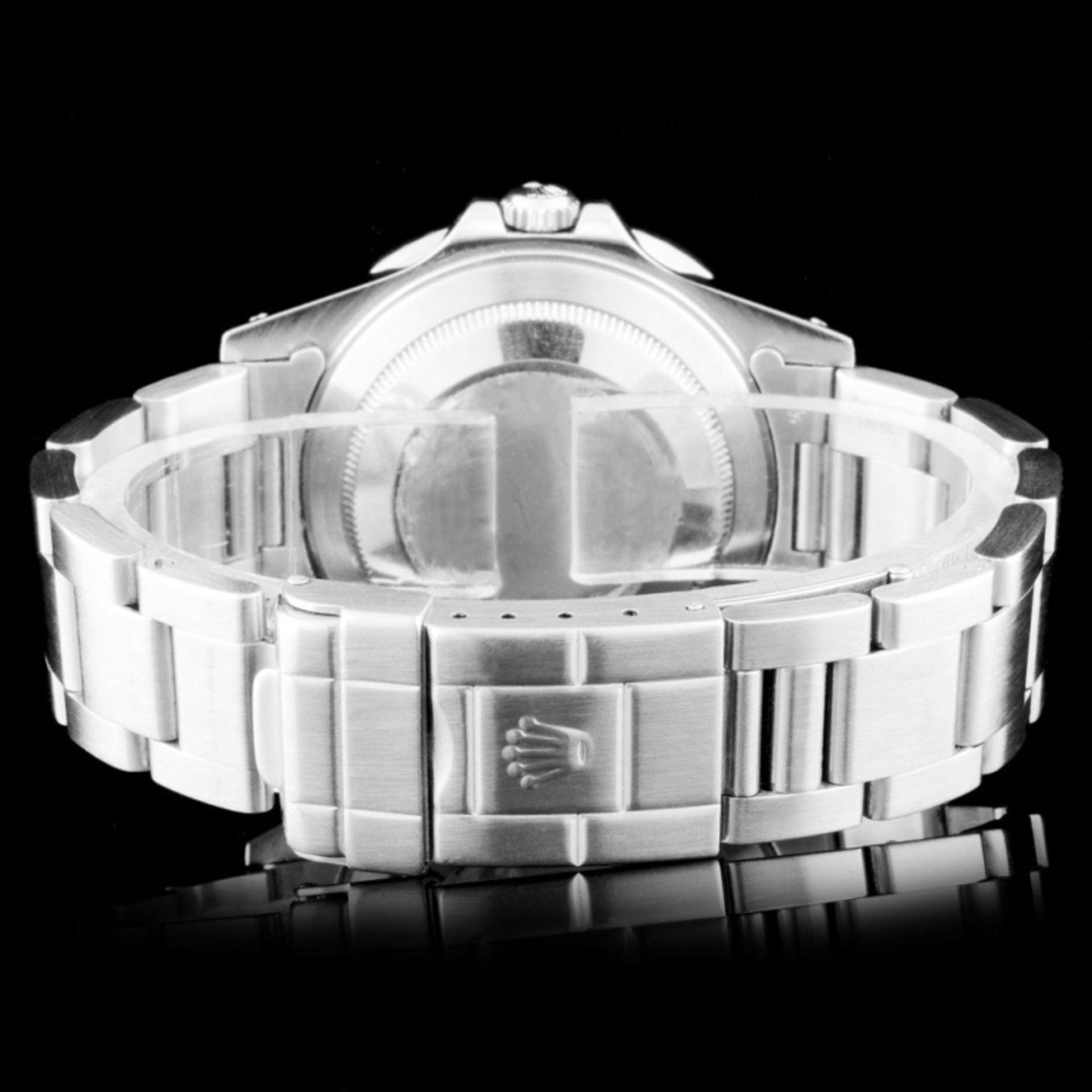 Rolex Submariner SS 40MM Diamond Wristwatch - Image 5 of 7