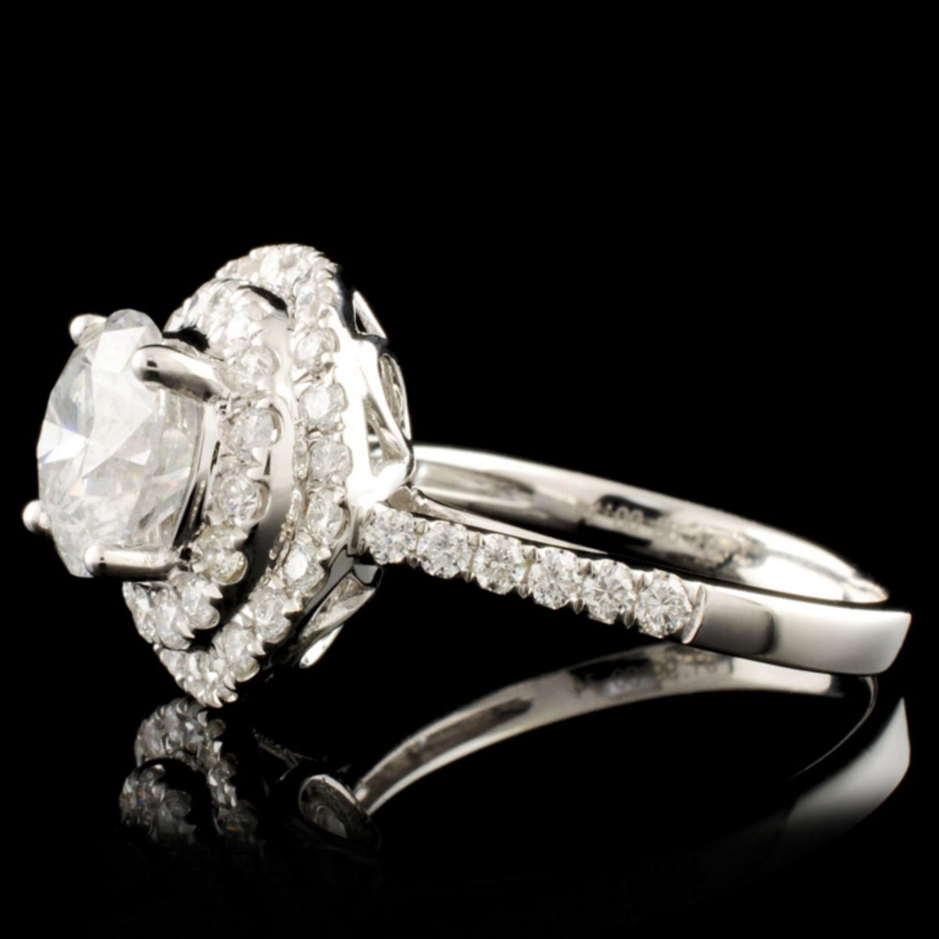 18K Gold 2.73ctw Diamond Ring - Image 4 of 7