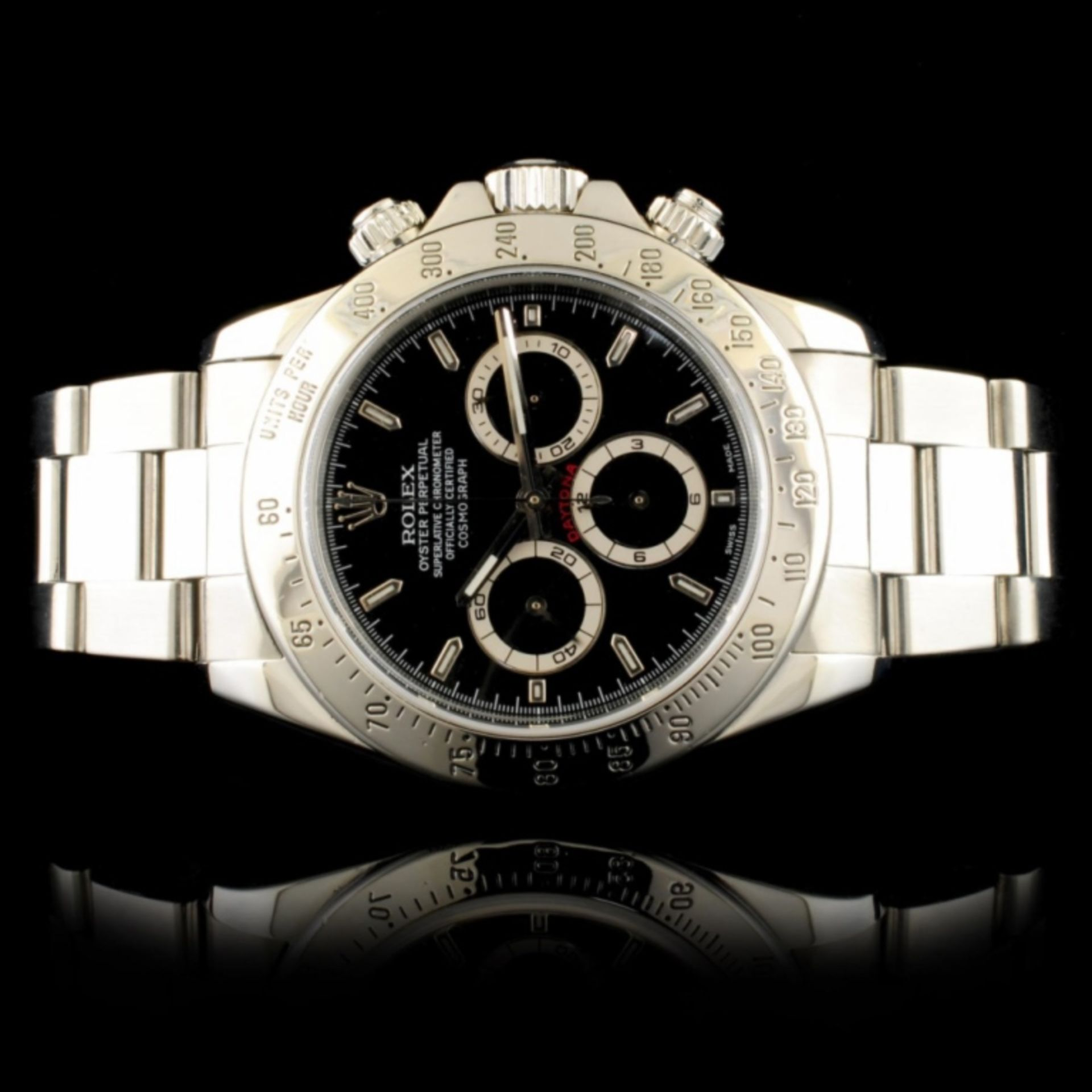 Rolex DAYTONA Cosmograph 16520 40MM Wristwatch