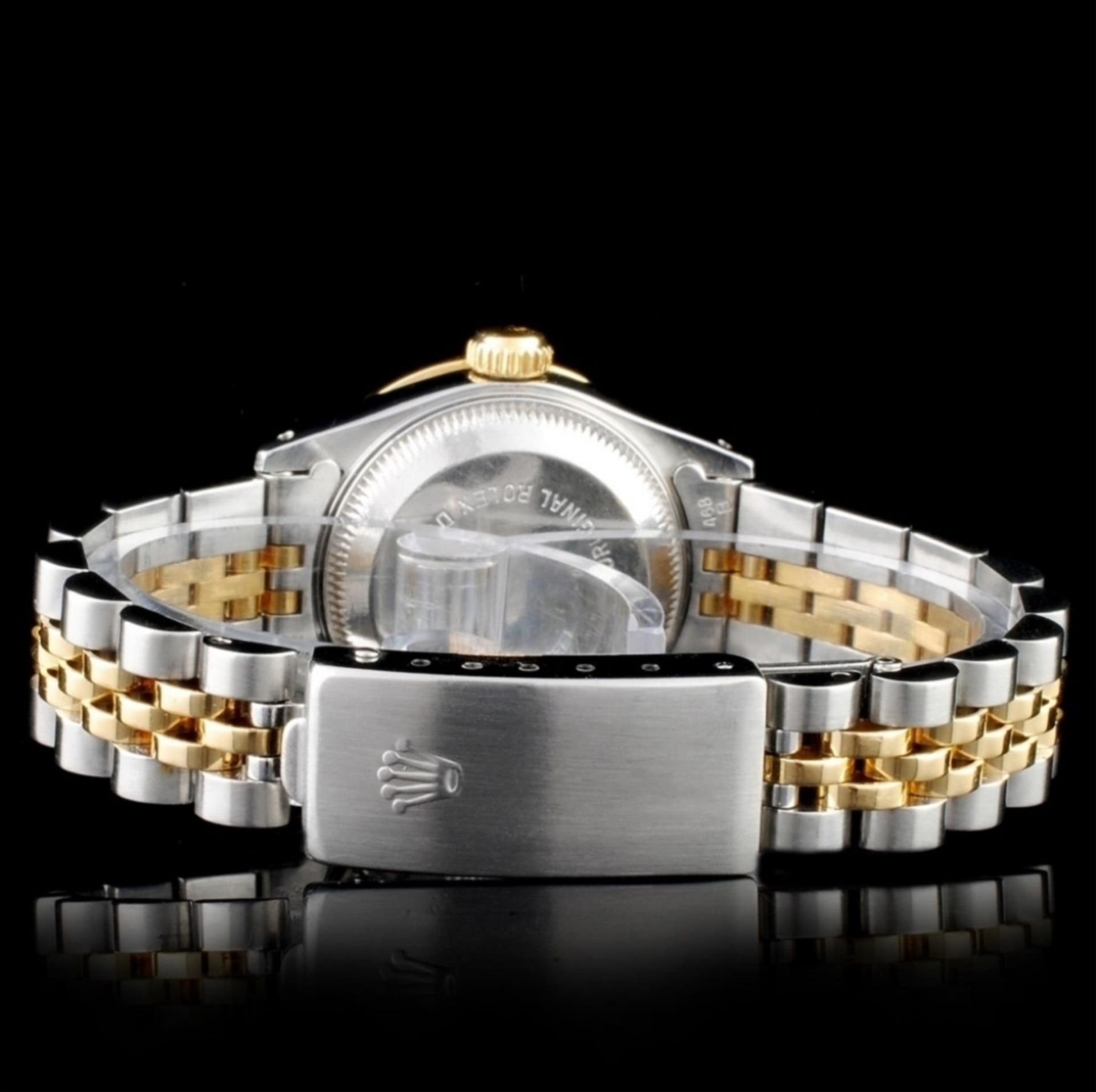 Rolex DateJust Diamond Ladies Watch - Image 3 of 5