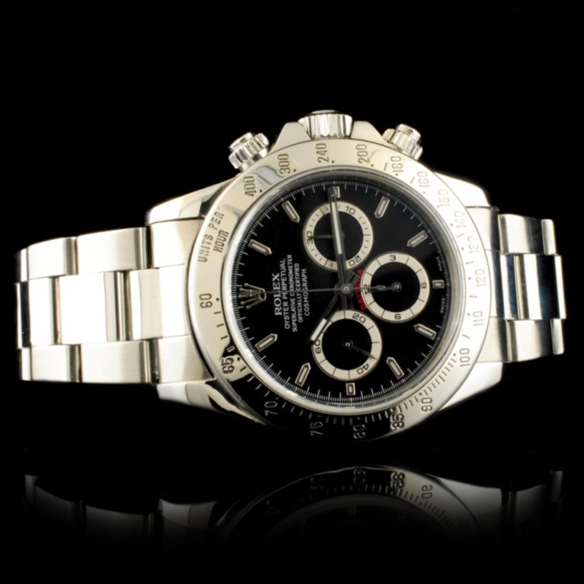 Rolex DAYTONA Cosmograph 16520 40MM Wristwatch - Image 3 of 9