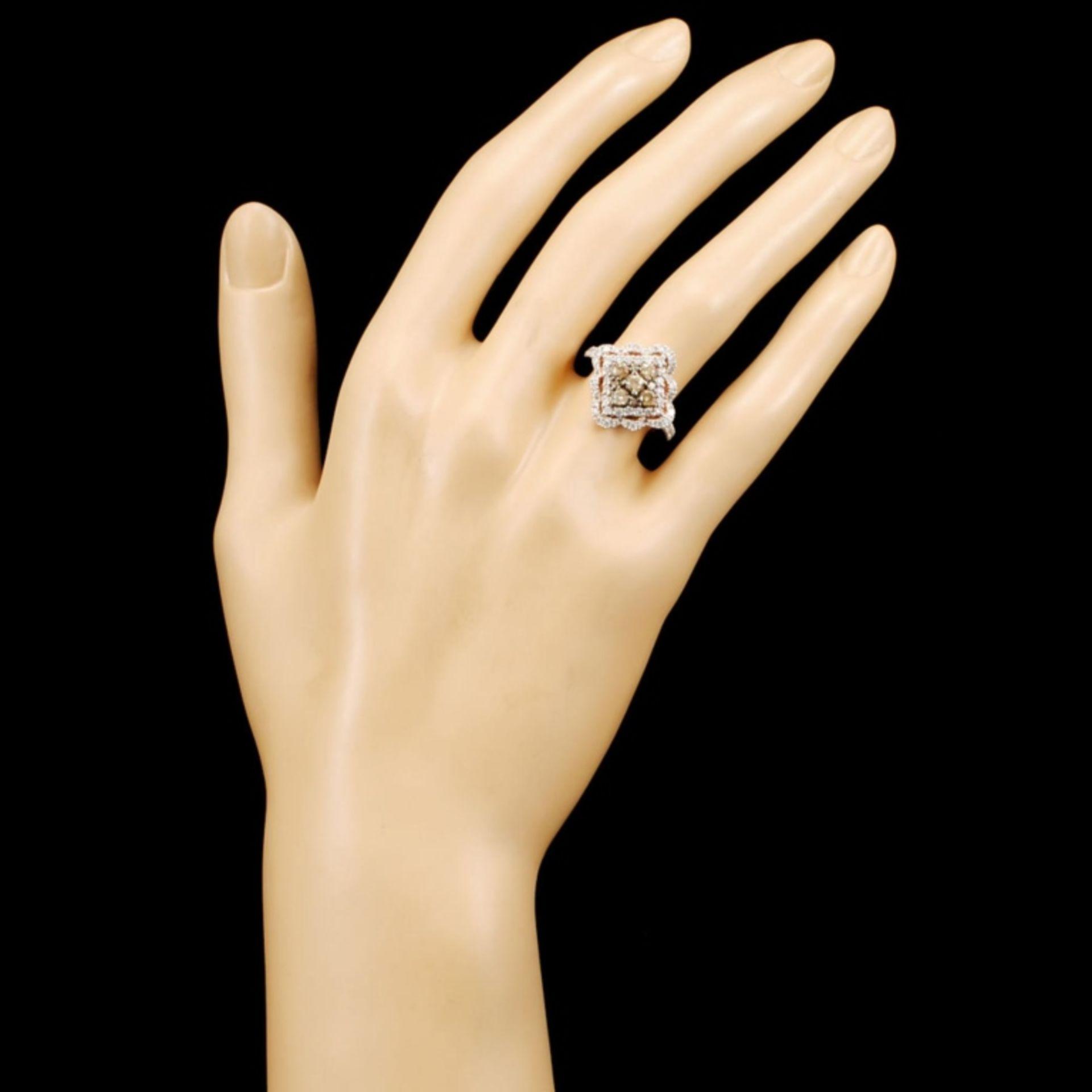 14K Gold 1.19ctw Diamond Ring - Image 4 of 5