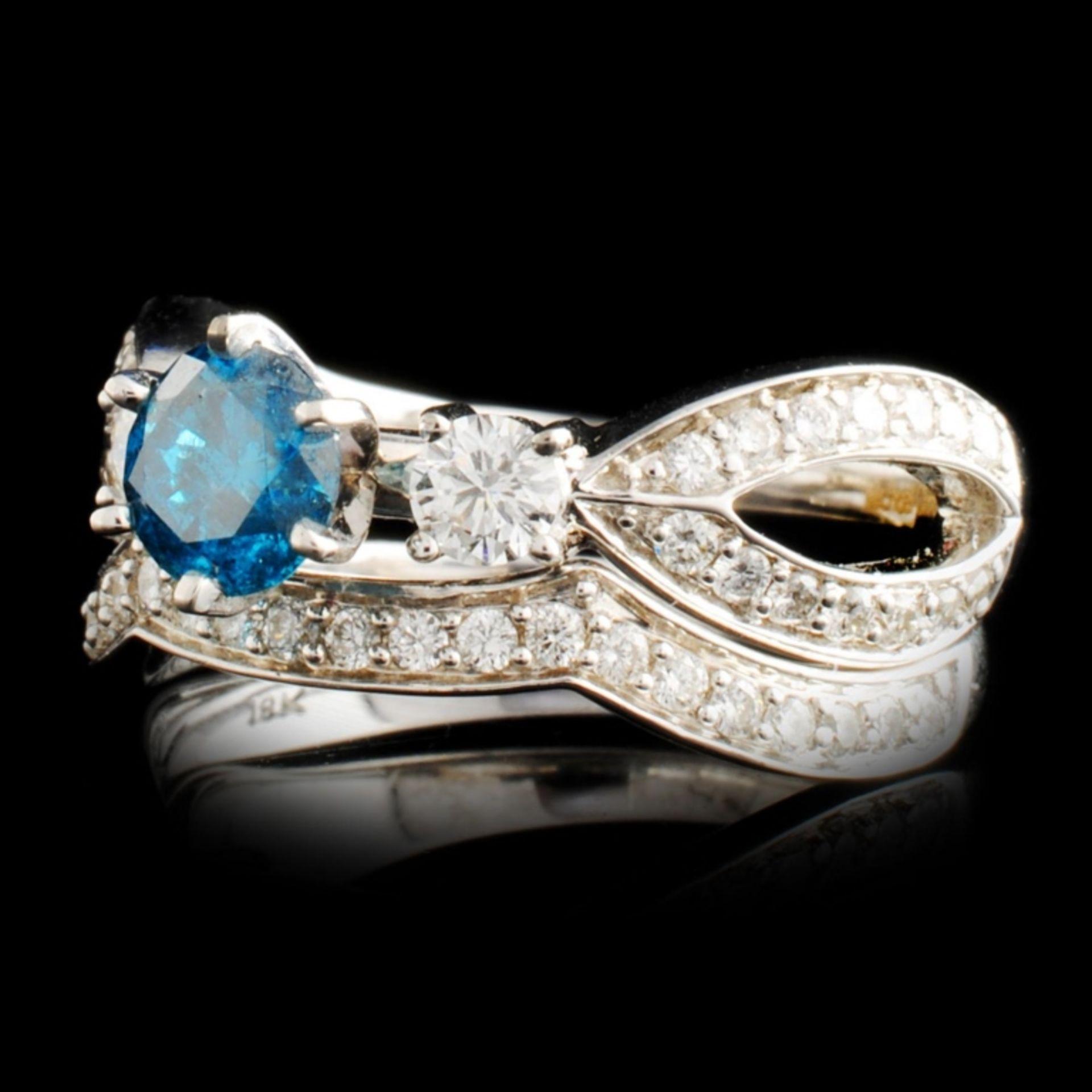 18K Gold 1.35ctw Diamond Ring - Image 2 of 5