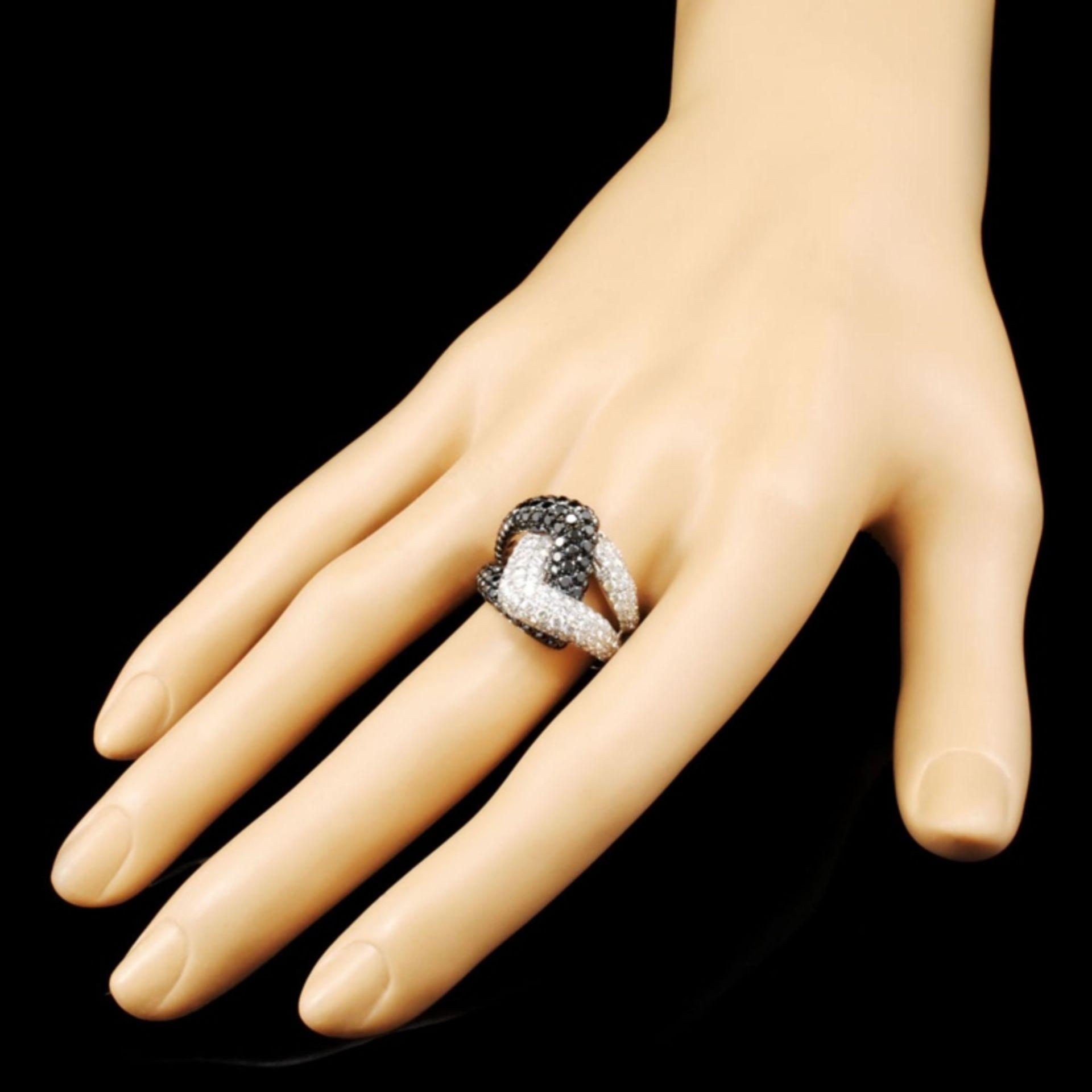 14K Gold 4.00ctw Diamond Ring - Image 3 of 5