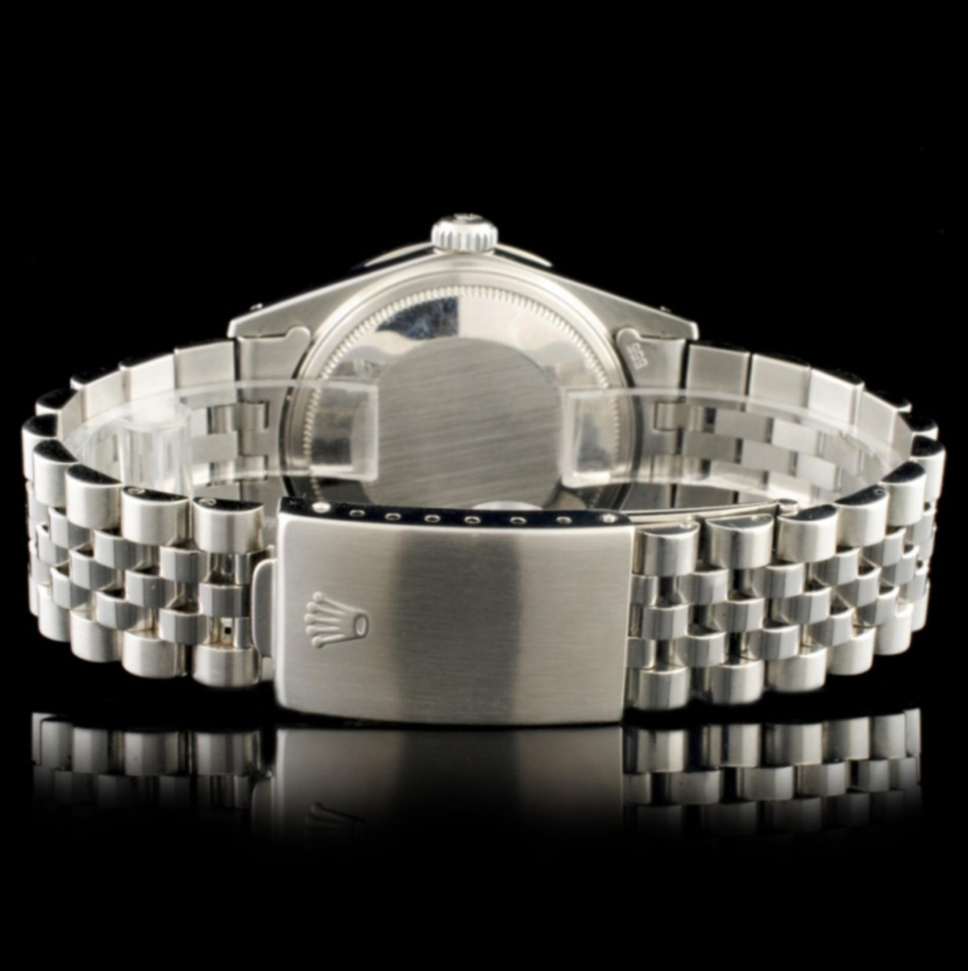 Rolex DateJust Diamond 36MM Wristwatch - Image 5 of 7