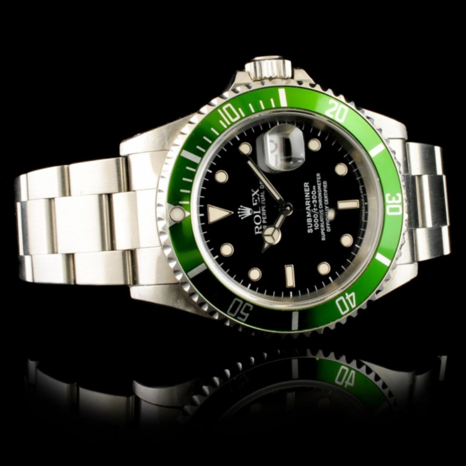 Rolex Submariner Stainless Steel 40MM Wristwatch - Image 4 of 5