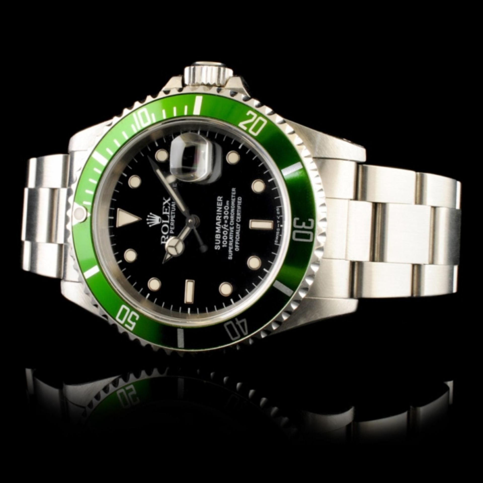 Rolex Submariner Stainless Steel 40MM Wristwatch - Image 3 of 5