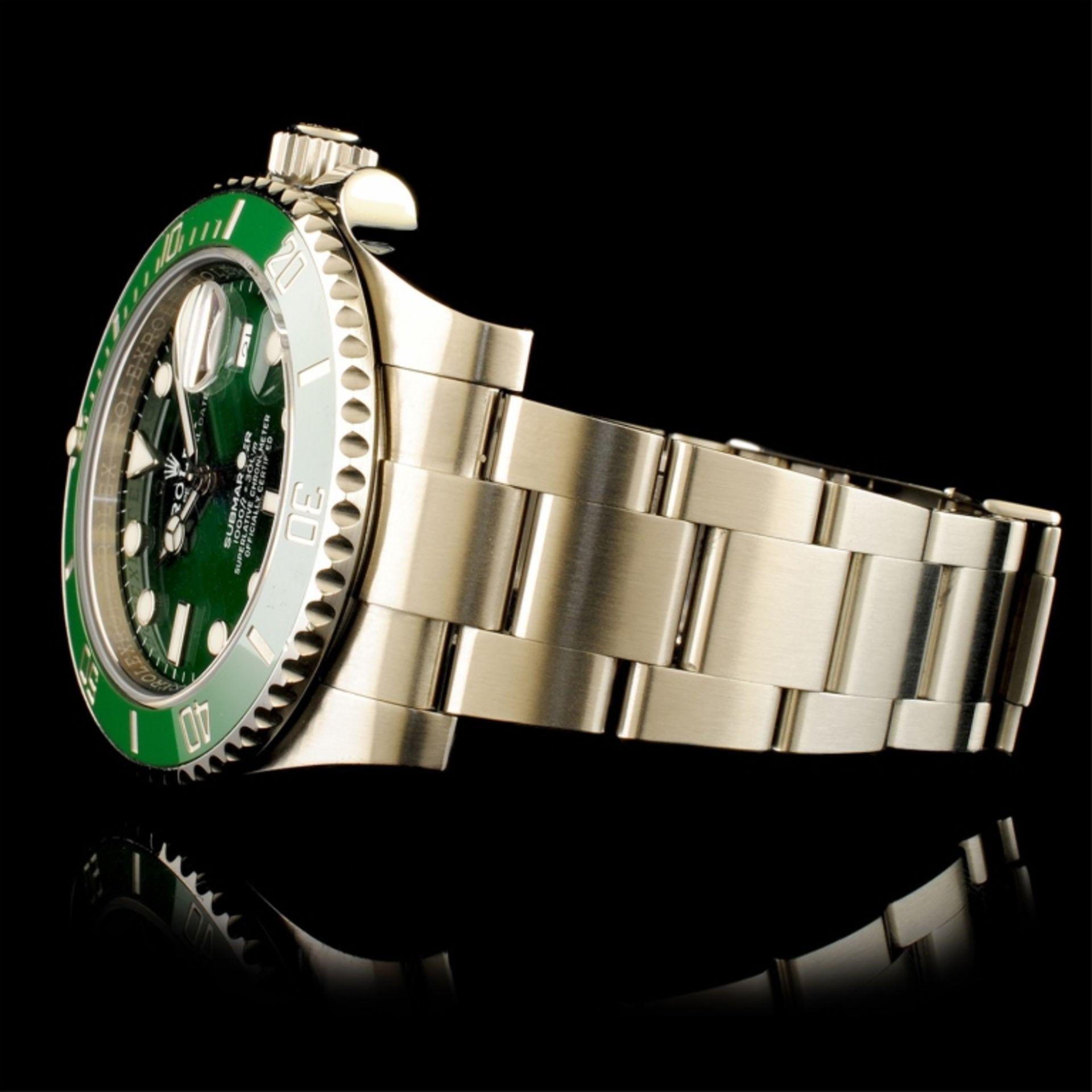 """Rolex Submariner """"Hulk†- Image 3 of 4"""