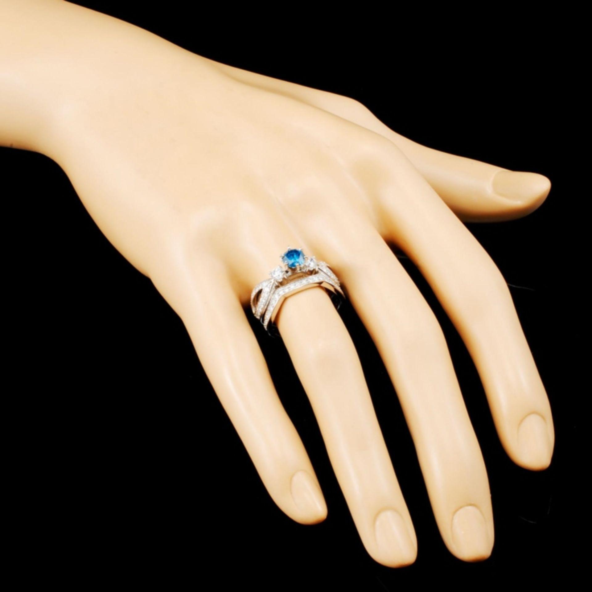 18K Gold 1.35ctw Diamond Ring - Image 3 of 5