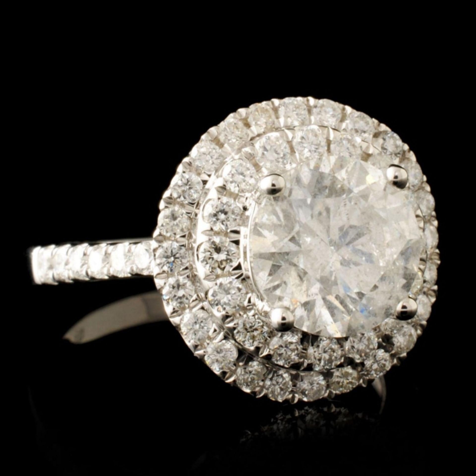 18K Gold 2.73ctw Diamond Ring - Image 3 of 7