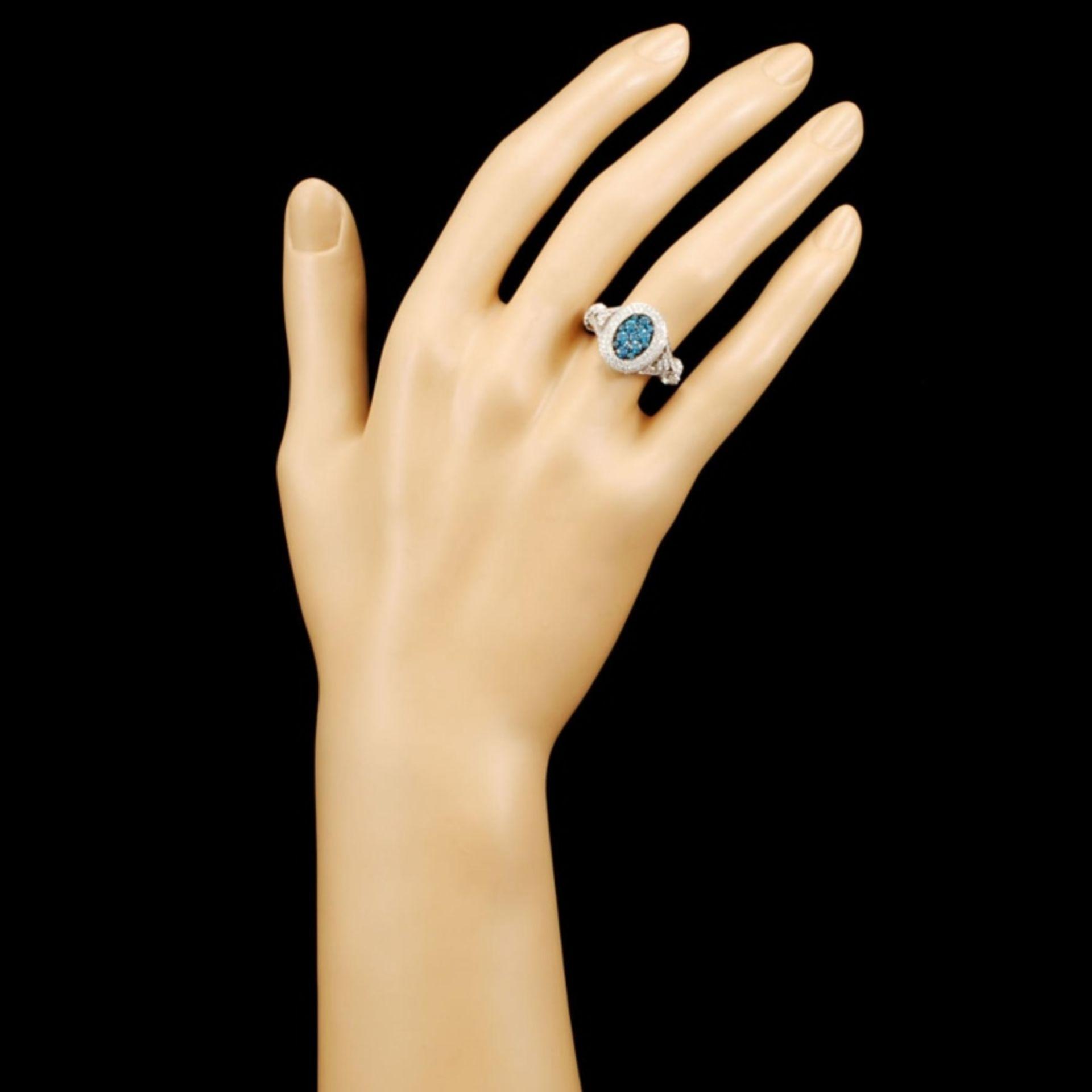 14K Gold 1.20ctw Diamond Ring - Image 4 of 5