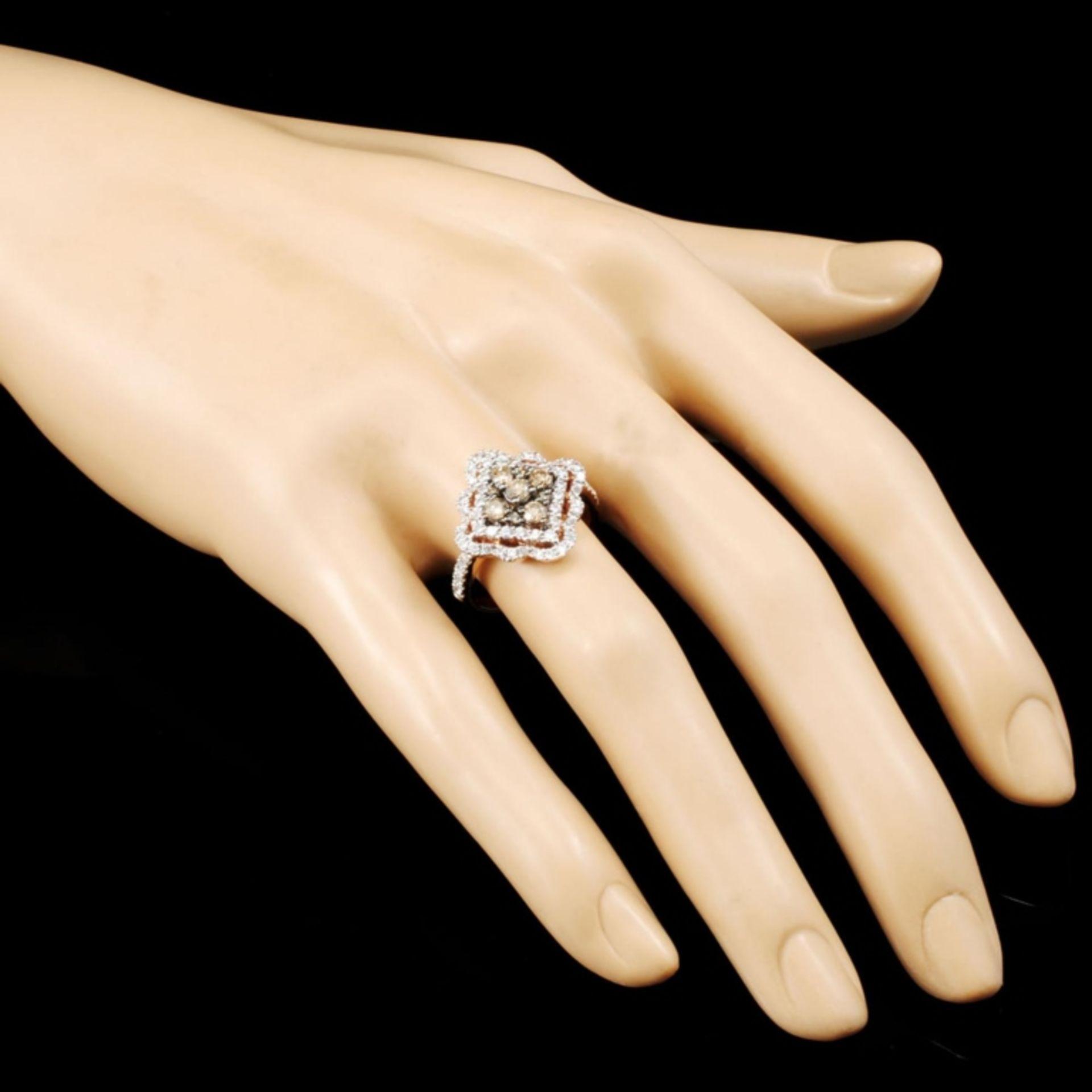 14K Gold 1.19ctw Diamond Ring - Image 3 of 5
