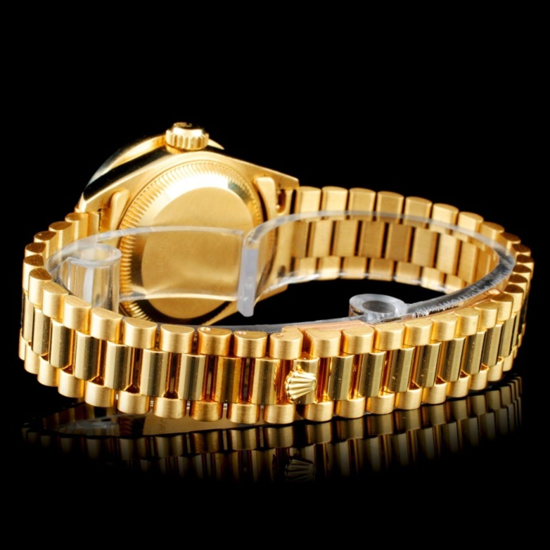 Rolex Presidential Diamond Ladies Watch - Image 4 of 6