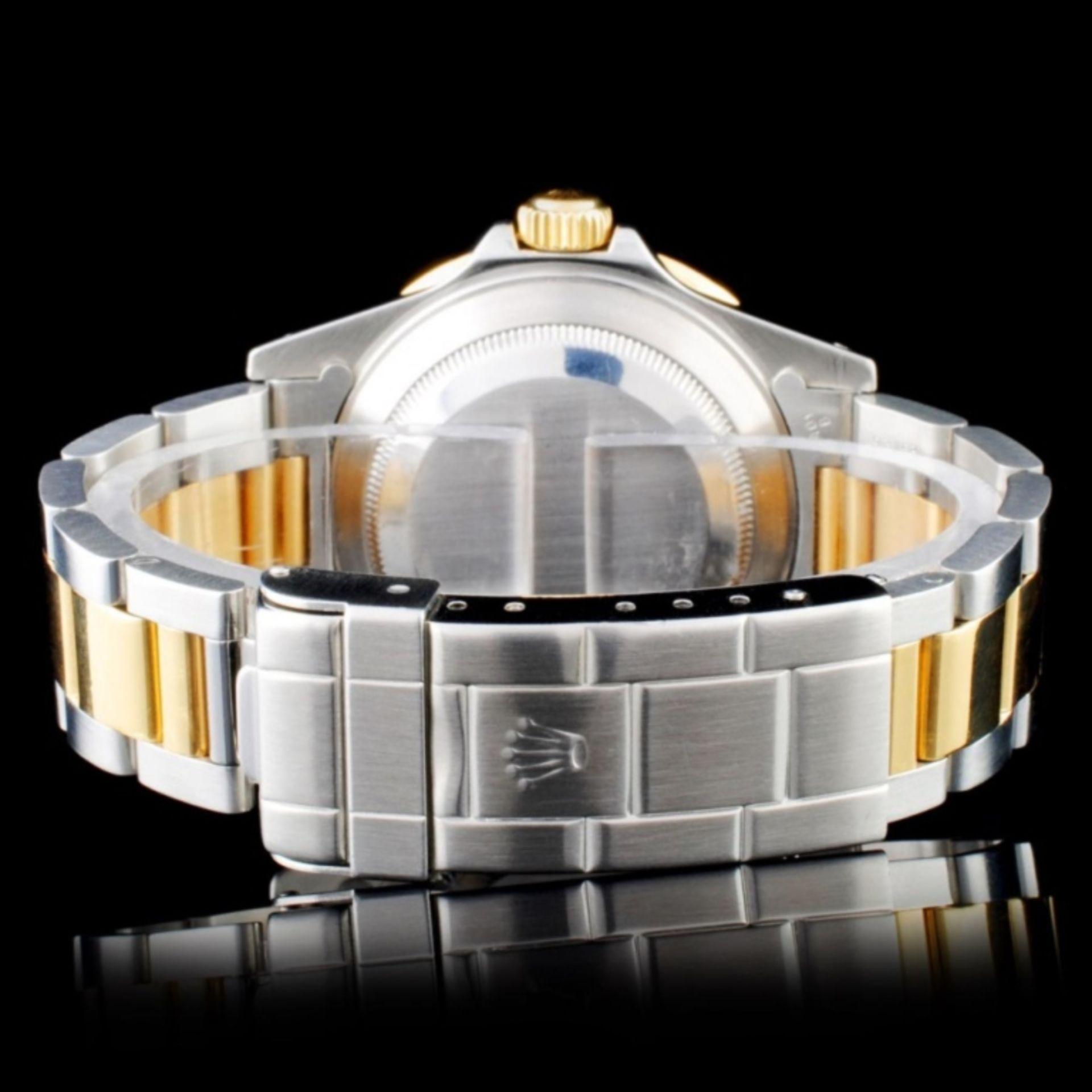 Rolex YG/SS Submariner 40MM Wristwatch - Image 3 of 5