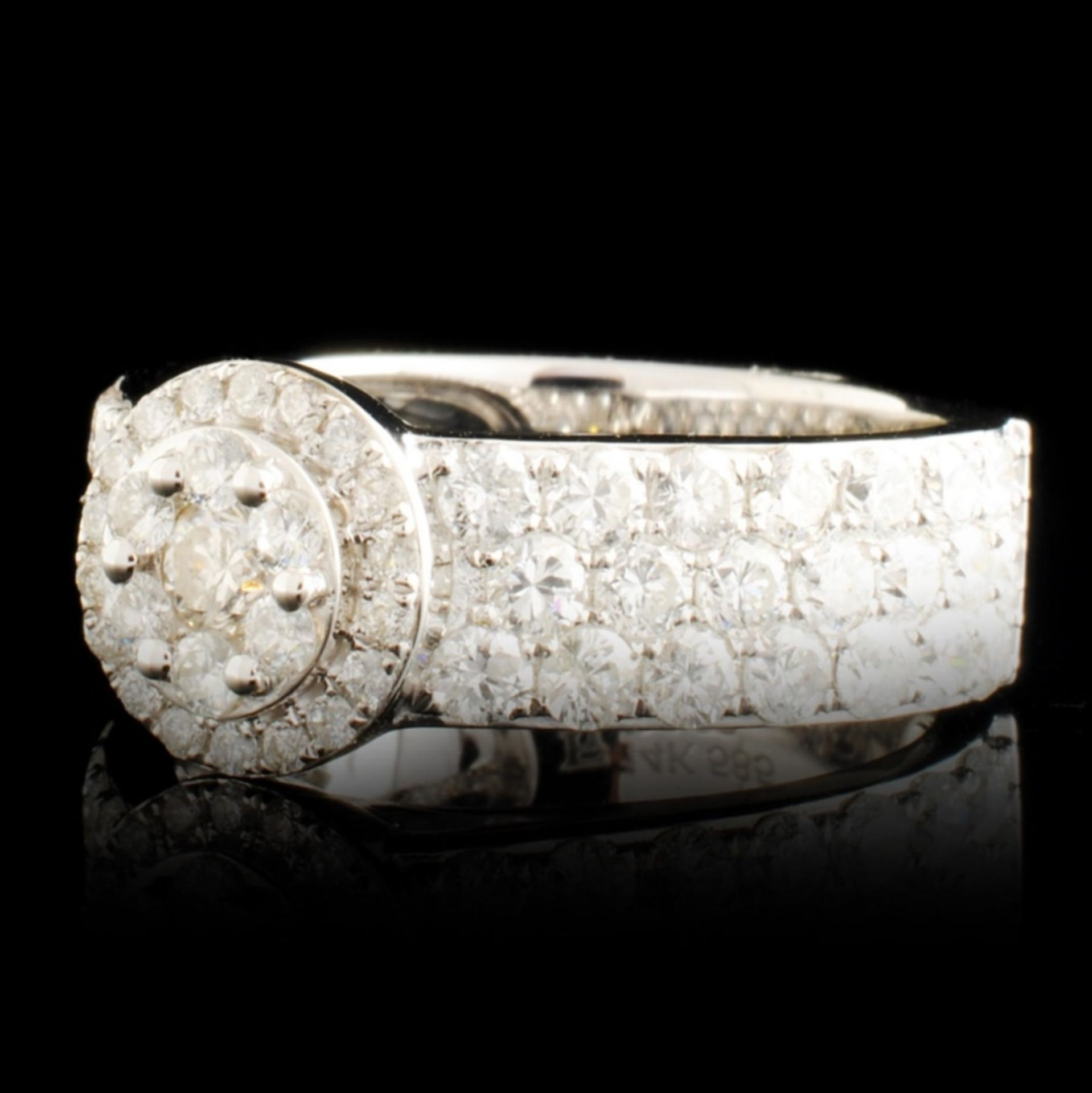 14K Gold 2.39ctw Diamond Ring - Image 2 of 5