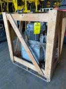 MILWAUKEE CYLINDER HYDRAULIC POWER PACK, 5HP BALDOR, APPEARS UNUSED