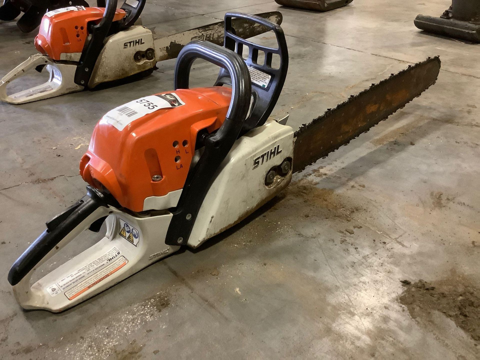 2018 STIHL CHAIN SAW MODEL MS291 - Image 4 of 5