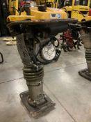 WACKER NEUSON COMPACTOR VIBRATORY RAMMER, GAS POWERED, RUNS AND OPERATES