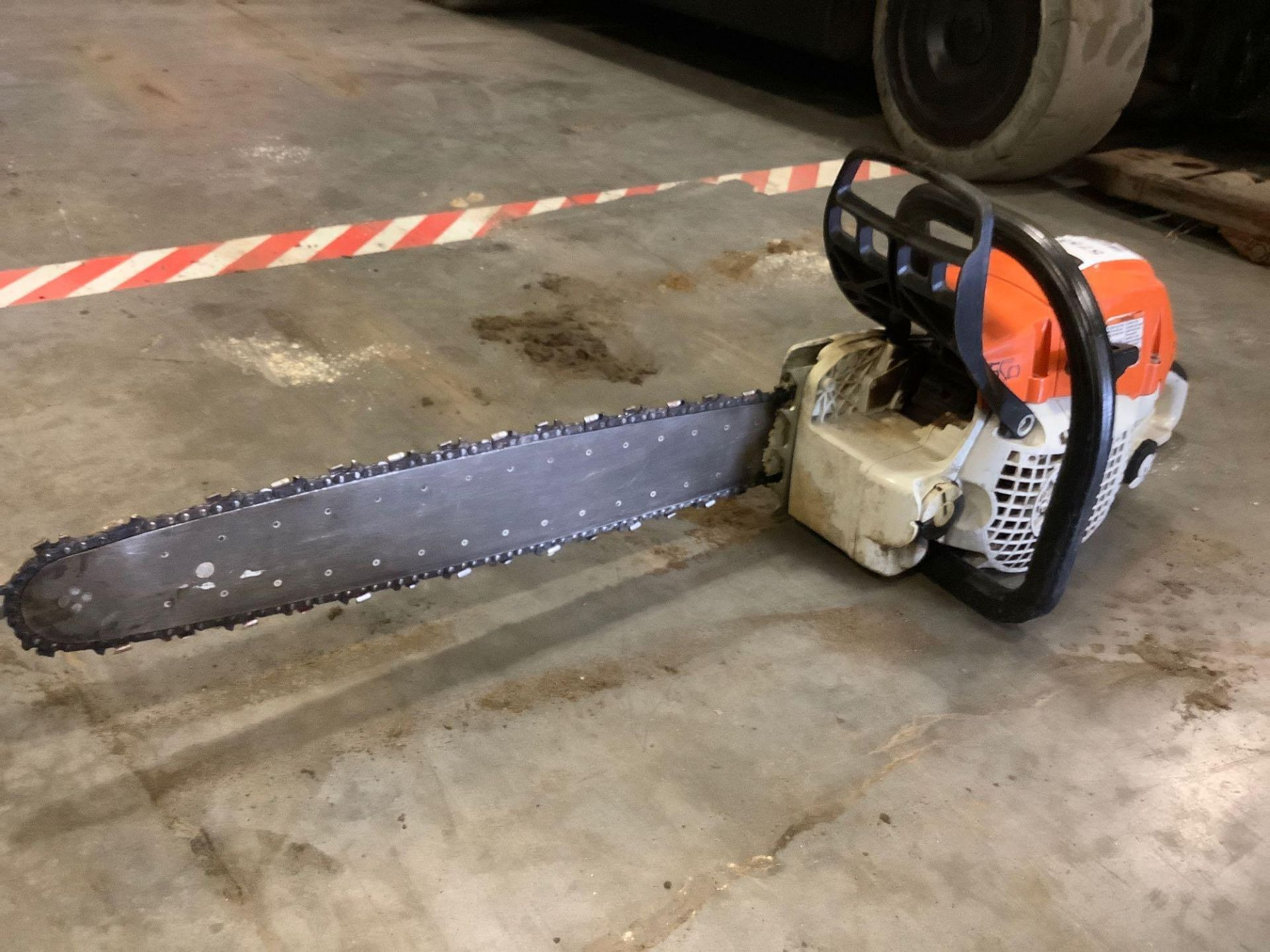 2018 STIHL CHAIN SAW MODEL MS291