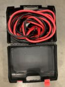 25FT EXTRA HEAVY DUTY BOOSTER CABLE APPROX 800 AMP, 1 GAUGE