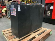 DC KILOWATTS INC FORKLIFT BATTERY CHARGER TYPE 18-125V-11 SERIAL #R-70205J15 APPROX 36 VOLTS