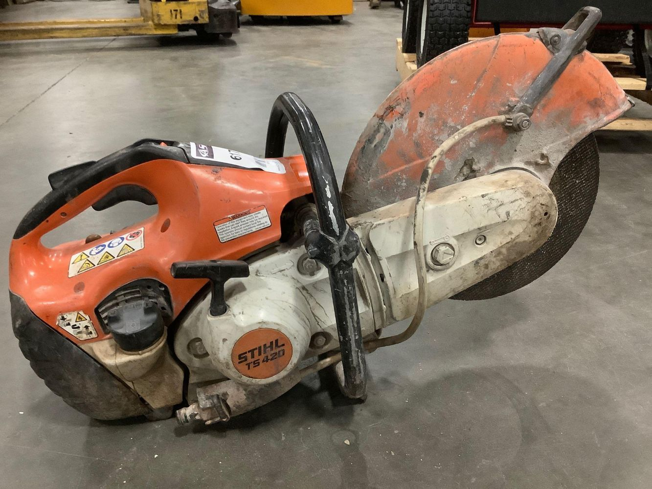 Online Auction Of Industrial & Commercial Equipment - Late Model Equipment Auction