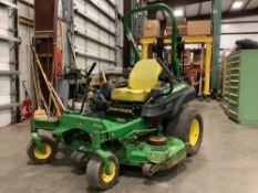 2016 JOHN DEERE COMMERCIAL MOWER MODEL Z950M APPROX 60IN ,GAS POWER, RUNS AND OPERATES