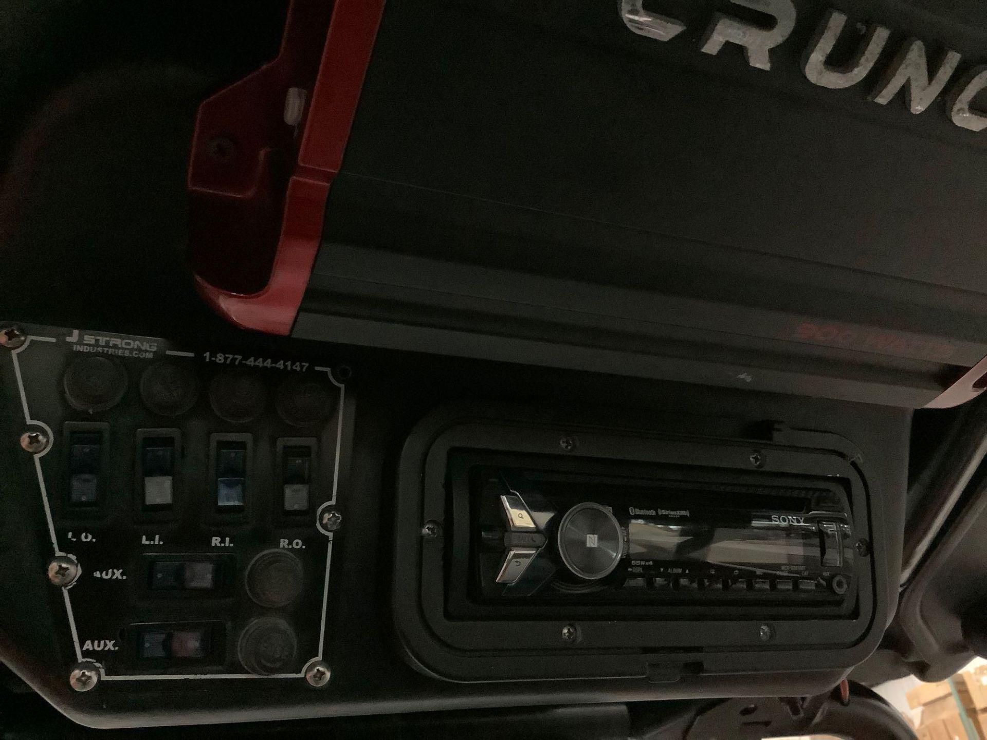 POLARIS RANGER RZR XP 900, TRINITY STAGE 5 RACING MUFFLER, SNORKEL INTAKE, CRUNCH 900 WATTS AMPLIFY - Image 15 of 22