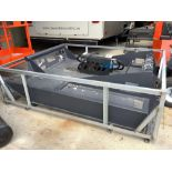 UNUSED BRUSH CUTTER ATTACHMENT FOR SKID STEER, APPROX 70IN WIDE x 80IN LONG