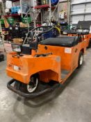 2013 COLUMBIA EX21-T-24 UTILITY VEHICLE, ELECTRIC POWERED, BUILT IN BATTERY CHARGER, FOLD BACK SEAT