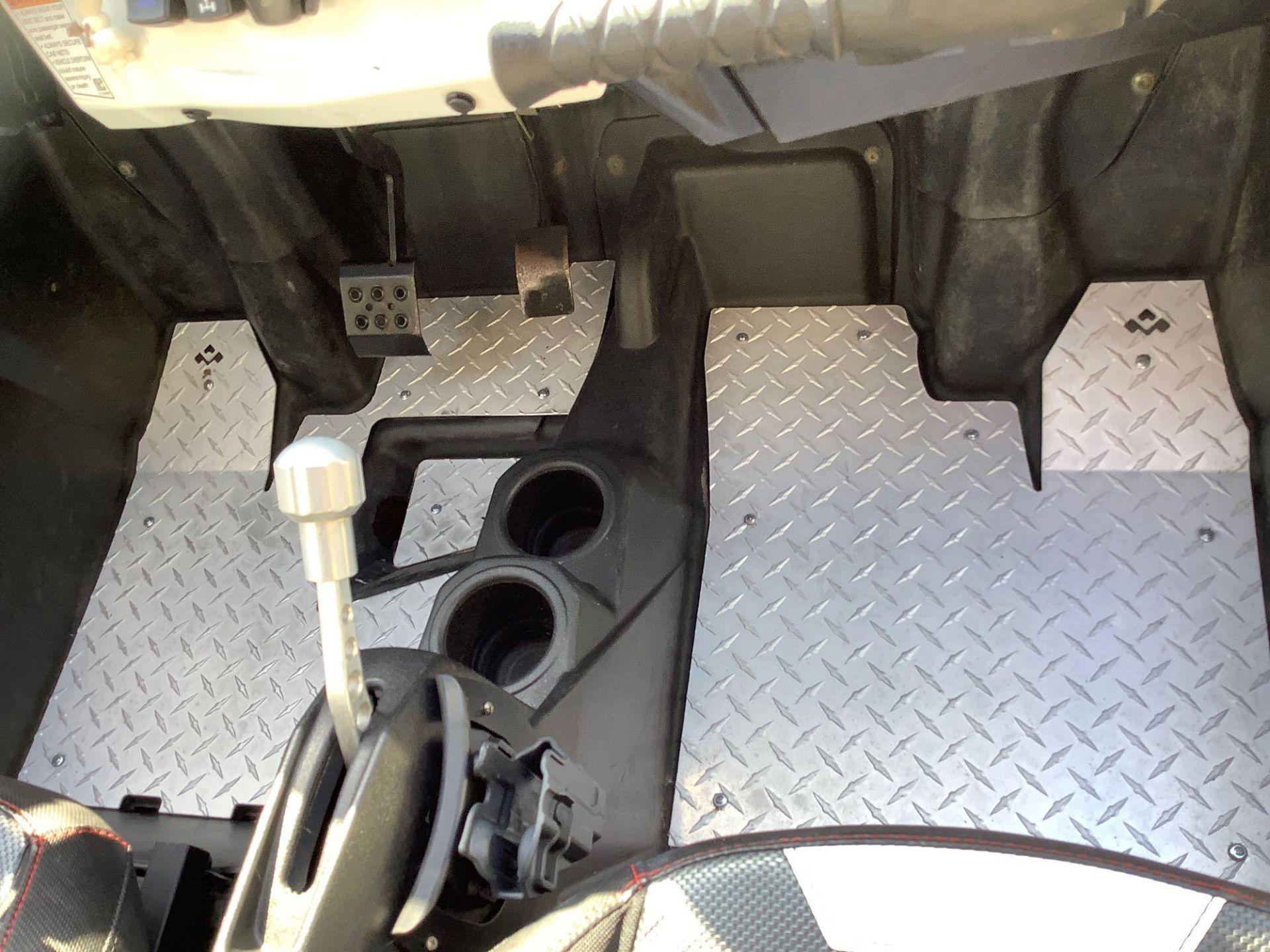 POLARIS RANGER RZR XP 900, TRINITY STAGE 5 RACING MUFFLER, SNORKEL INTAKE, CRUNCH 900 WATTS AMPLIFY - Image 19 of 22