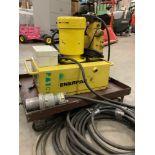 ENERPAC HYDRAULIC PUMP MODEL PER3305J ( 5392)