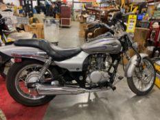 2004 KAWASAKI BN125-A MOTORCYCLE. RUNS & DRIVES.