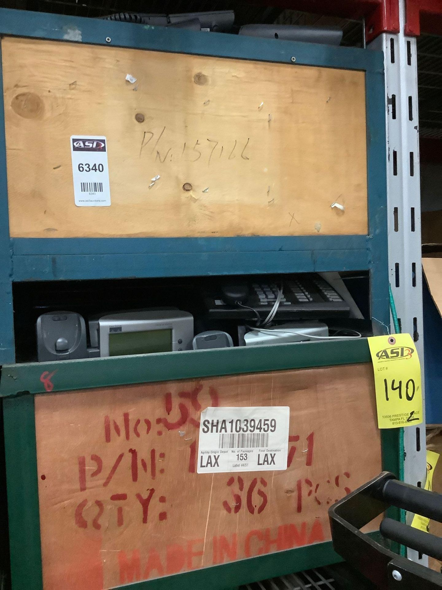 TWO CRATES OF CISCO IP PHONES - Image 6 of 6