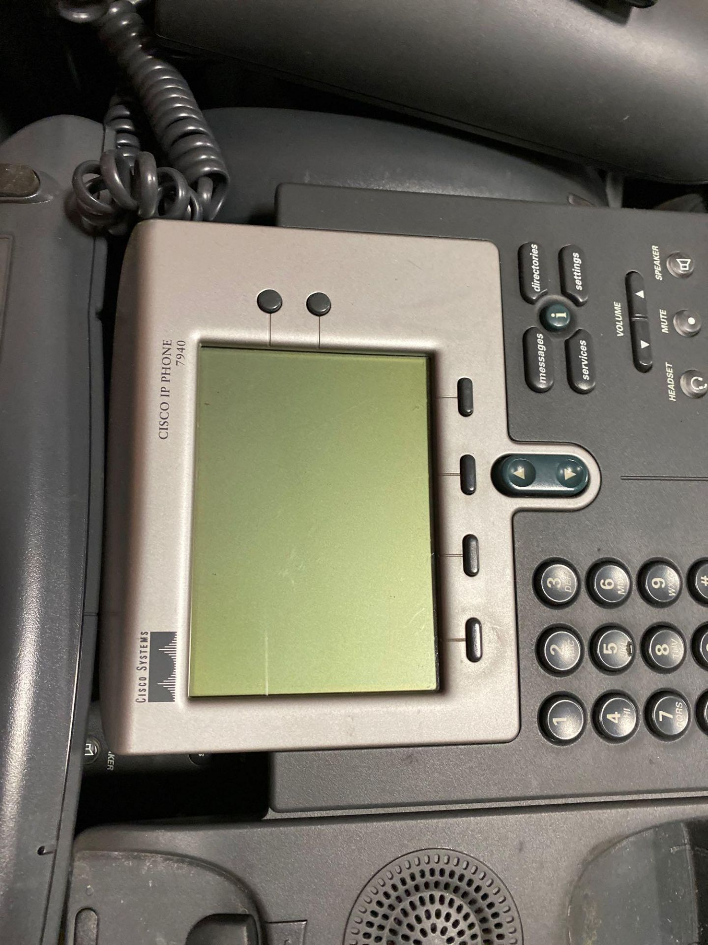 TWO CRATES OF CISCO IP PHONES - Image 4 of 6