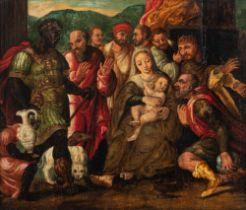 Attributed to Otto Venius (1556-1629), Antwerp Mannerism, ca. 1600, 38 x 45 cm