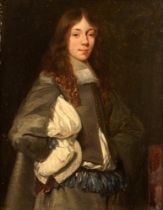 In the manner of Gerard Ter Borch (1617-1681), 20,5 x 26,5 cm