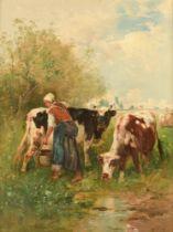 Henri Schouten (1857/64-1927), 60 x 80 cm