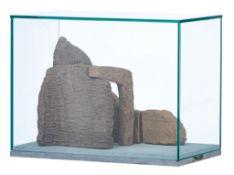 Pierre Culot (1938-2011), Arches, H 27 - W 35 - D 26 cm
