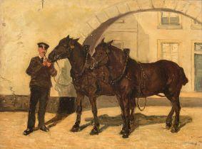 Charles Philogène Tschaggeny (1815-1894), 50 x 65 cm