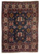 A Persian, Veranin rug, wool, 146 x 204 cm