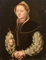 Attributed to Catharina van Hemessen (1528 – after 1565), 24,7 x 31,8 cm