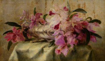 Frans Mortelmans (1865-1936), 59 x 97 cm