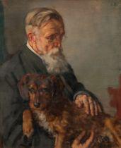 """Albert Janesch, """"Mein Vater"""" - Der Vater des Künstlers"""