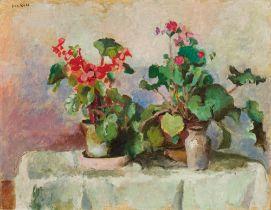 Robert Kohl, Blumenstillleben