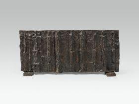 Fritz Wotruba, Relief mit neun Figuren